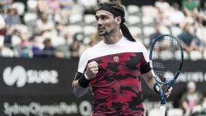 Australian Open 2018 - Fognini non sbaglia