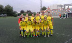 Segunda División Femenina: el muro amarillo