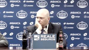 """Pepe Mel: """"Si fuera seguidor del Dépor también estaría cabreado"""""""