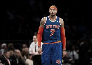 Carmelo Anthony se pierde los Playoffs por primera vez en su carrera