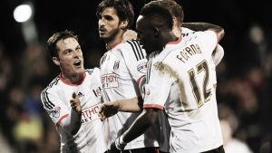 Fulham 2-1 Reading: Ruiz scores late on to seal all three points for The Lilywhites