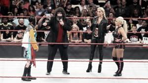 El roster femenino de Raw, en horas bajas