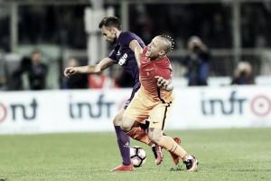 Roma, Badelj punisce nel finale: la Fiorentina vince 1-0
