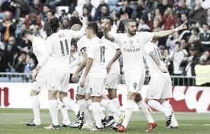 Liga, il Real Madrid cala il poker: Getafe battuto 4-1 al Bernabeu