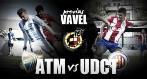 Previa Atlético Malagueño - UDC Torredonjimeno: reencuentro con distintos nombres en Tercera