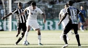 Ceará é superior, vence Fluminense e deixa lanterna do Brasileirão