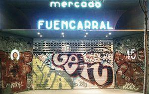 Fuencarral se queda sin su mercado