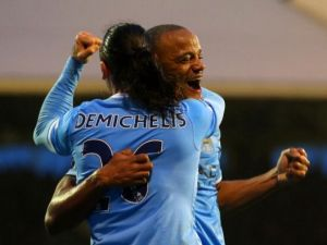 La pegada del Manchester City se impone a un Fulham mermado
