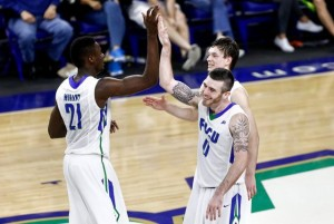 Florida Gulf Coast Eagles Defeat Kennesaw State Owls In Atlantic Sun Conference Tournament