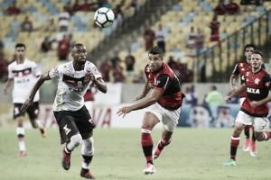 No terceiro duelo em 14 dias, Atlético-GO e Flamengo decidem vaga nas quartas da Copa do Brasil