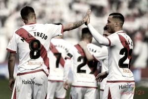 Resumen de la temporada 2017/2018: Rayo Vallecano, delanteros, artillería pesada