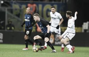 Serie A: il Crotone alimenta la crisi Inter, è 1-1 a San Siro