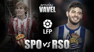 Sporting de Gijón - Real Sociedad: suma y sigue