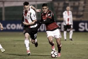 Contando com ampla vantagem, Flamengo enfrenta Palestino pela Sul-Americana
