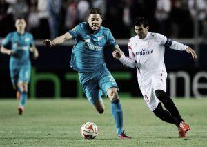 Siviglia di rimonta dalla panchina, Zenit al tappeto: 2-1 al Pizjuan