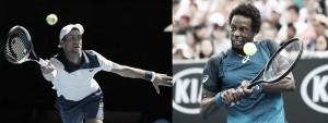 Novak Djokovic vence Gael Monfils pelo Australian Open 2018 (3-1)
