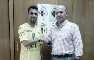 """""""Cuco"""" es nuevo jugador de Jaén Paraíso Interior"""