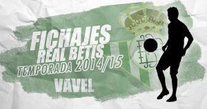 Fichajes del Real Betis temporada 2014/2015 en directo