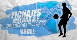 Fichajes del Málaga CF temporada 2014/2015 en directo