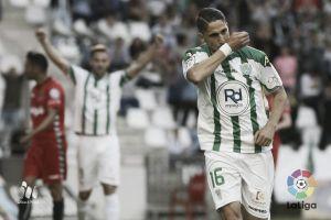 El Córdoba gana y mete presión al Osasuna