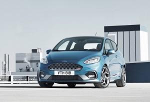 Nuevo Ford Fiesta ST: deportividad embutida en tres cilindros