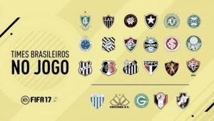 EA Sports confirma Fifa 17 com presença de 23 times brasileiros