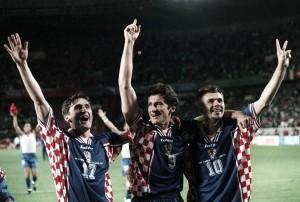 En la última semifinal de Croacia los eliminó la anfitriona, Francia