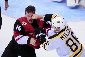 Five For Fighting - An Essay On NHL Brawls