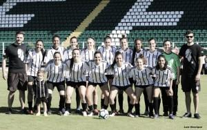 Figueirense anuncia parceria com equipe feminina de Futebol 7