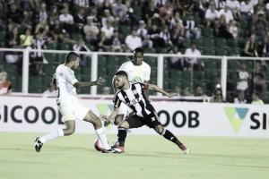 "Gilson Kleina se mostra satisfeito após empate contra Figueirense: ""Ponto precioso"""