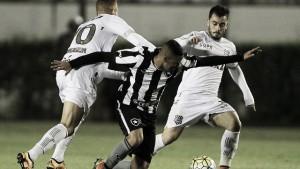 Resultado Figueirense x Botafogo no Campeonato Brasileiro 2016 (0-1)
