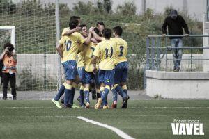 Las Palmas Atlético se jugará la permanencia ante el FC Cartagena