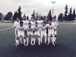 El filial del UCAM Murcia CF jugará los dieciseisavos de la Copa RFEF