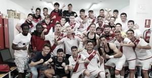 Horarios del fútbol base del Rayo Vallecano para el fin de semana del 26-27 de mayo