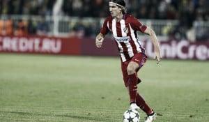 """Filipe: """"Da gusto ver jugar a Saúl"""""""