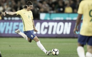 "Filipe Luís minimiza revés para Argentina: ""Tivemos muitas chances claras"""