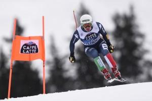 Kitzbühel: uno stratosferico Peter Fill trionfa sulla Streif, brutte cadute per Reichelt e Svindal