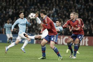 CSKA Moscú - Manchester City: obligados a ganar