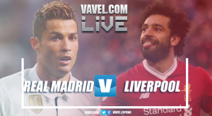 Real Madrid x Liverpool AO VIVO hoje na final Champions League (0-0)