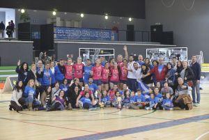 Figaro Haris Tenerife se alza con la Copa Princesa