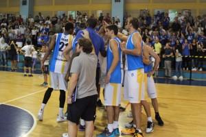 Basket, serie A: Capo d'Orlando rimonta su Sassari e continua a volare