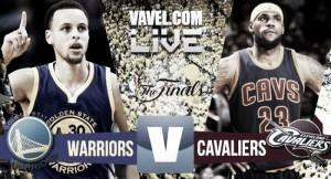 Los Warriors vencen por 97-108 y dejan noqueados a los Cleveland Cavaliers