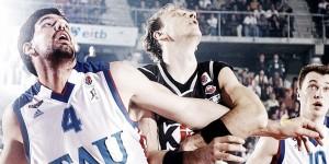 Baskonia 2001: Play-off final, Griffith ejecutor y la Suproliga en paralelo