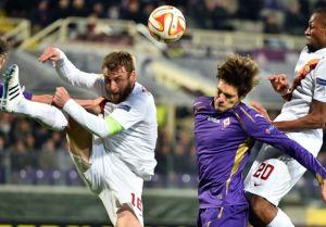 Roma - Fiorentina, 90 minuti per cambiare una stagione