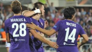 Europa League - Verso Basilea - Fiorentina