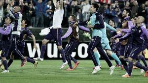 Gomez-Vargas, Fiorentina in semifinale