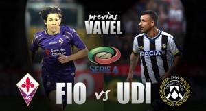 Fiorentina - Udinese: ganar para no alejarse del líder