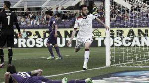 Fiorentina perde terceira seguida na Serie A e Cagliari quebra tabu de 43 anos