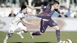 Fiorentina tropeça no Empoli e segue afastada do G-3 na Serie A