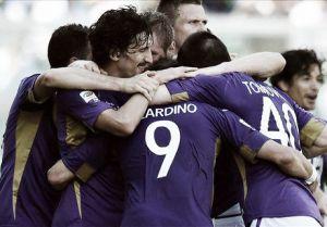 La Fiorentina espugna il Barbera: 3-2 al Palermo ed Europa League sicura